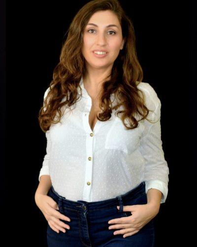 Cristina Francioli - Actriz 2